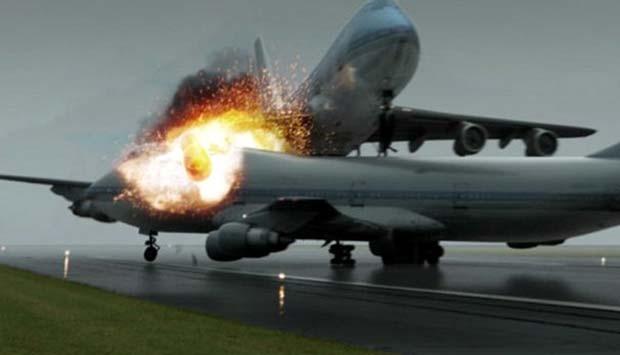 crash air